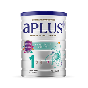 Aplus Infant formula Stage 1 for your newborn