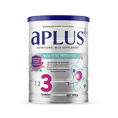 Aplus Infant formula Stage 3 for your toddler